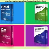 Online Travel Booking Software - Travel Agency Software